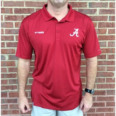 Alabama Red PFG Polo