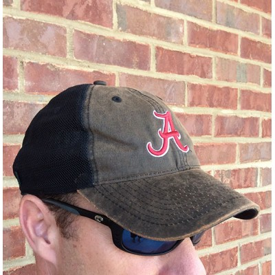 Bama Brown Legacy Cap
