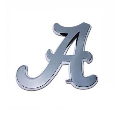 Silver Script A Emblem