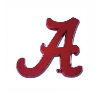 Red Script A Emblem