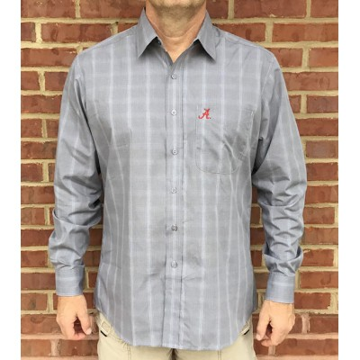 Campus Grey Dress Shirt