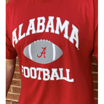 AL Crimson Football Shirt