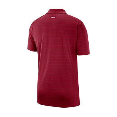 Nike Crimson Victory Polo