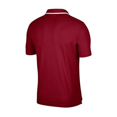 Nike Collegiate Crimson Polo