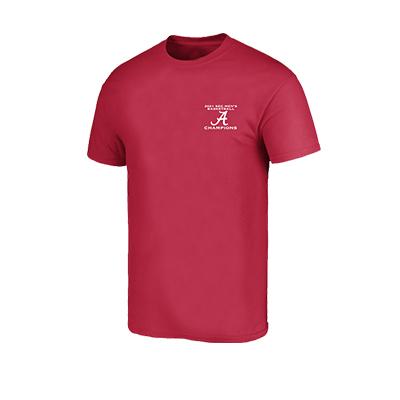 SEC Champs Crimson Shirt