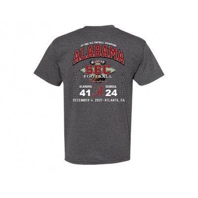SEC Champs Black Shirt