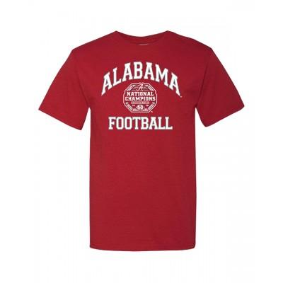 S/S Crimson Adult Scoreshirt