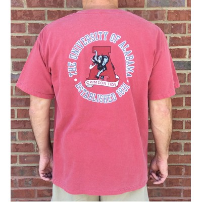 Vault Crimson Comfort Colors