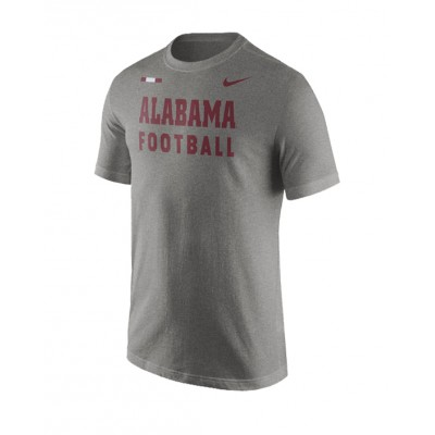 Cotton Grey Facility Tee
