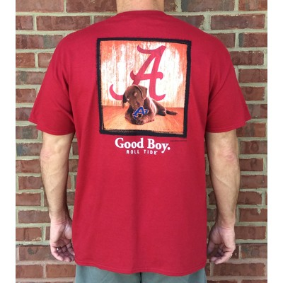 Good Boy Crimson Shirt