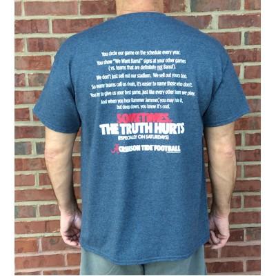 Truth Bama Grey Shirt