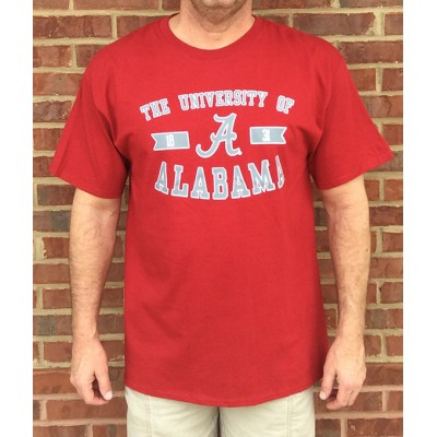Alabama 1831 Crimson Shirt