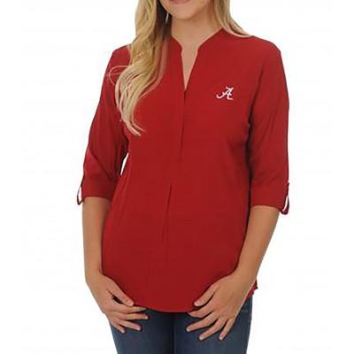 UA Crimson Tunic Top