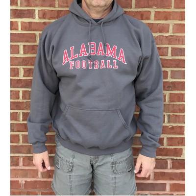 AL Football Grey Hoodie