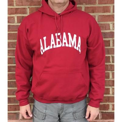 AL Classic Crimson Hoodie