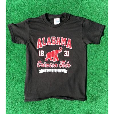 Tusk Black Infant Shirt