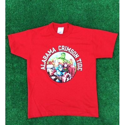 Red Avengers Youth Shirt