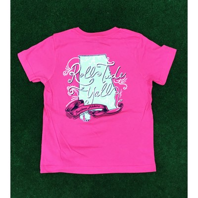 Roll Y'all Youth Shirt