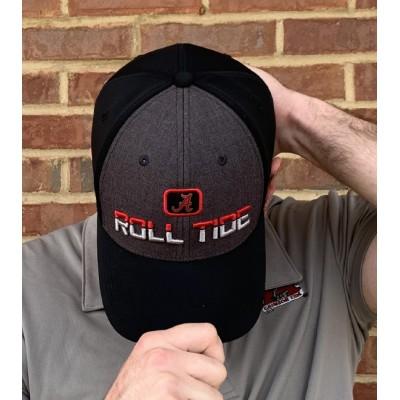 Black Roll Tide Hat