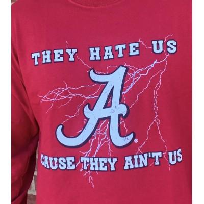 L/S Hate Us Shirt