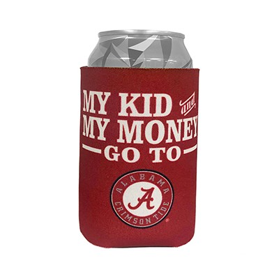 AL My Money Coozie