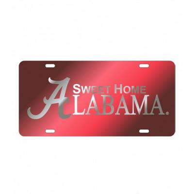 Alabama Car Tag Style 5