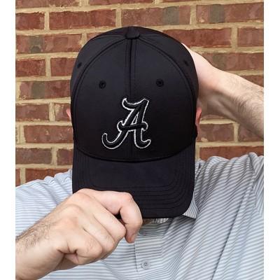 Black Tension Flex Hat