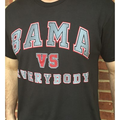 Bama Every Black Shirt