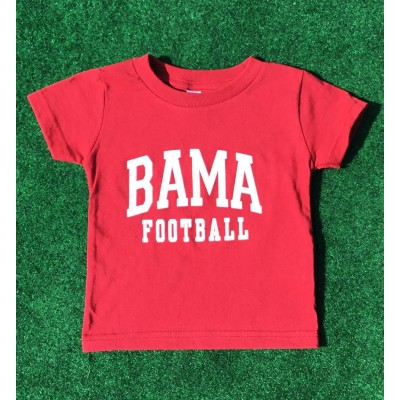Football Red Infant Shirt