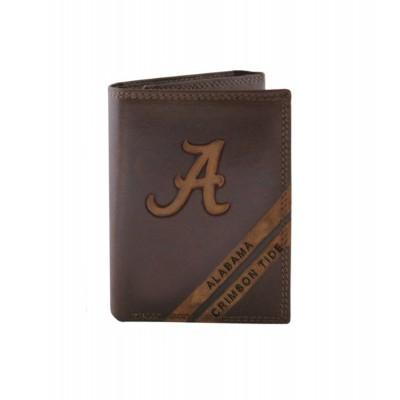 AL vintage Tri-Fold Wallet