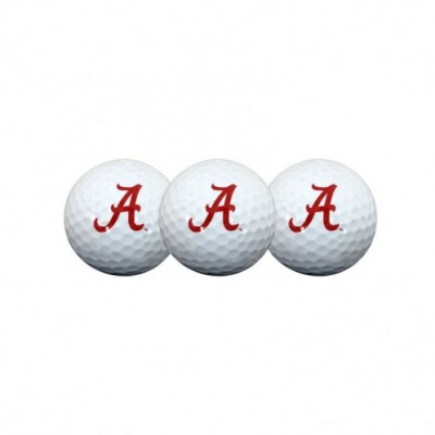 3-Pack Bama Golf Balls