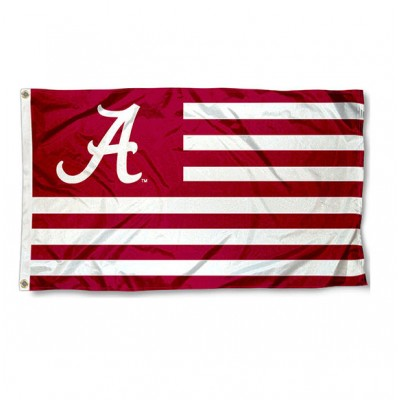Bama Stripes 3'x5' Flag