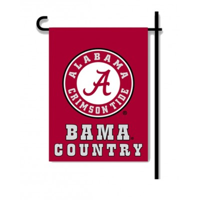 Bama Country Garden Flag