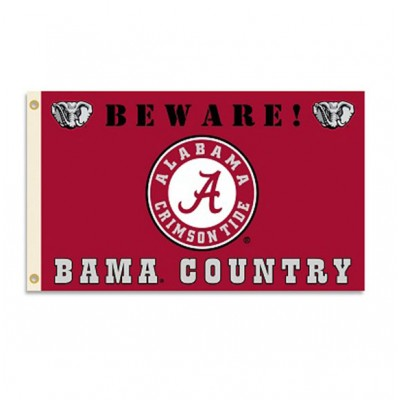 Bama Country 3'x5' Flag