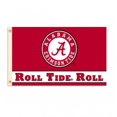 Roll Tide Roll 3'x5' Flag