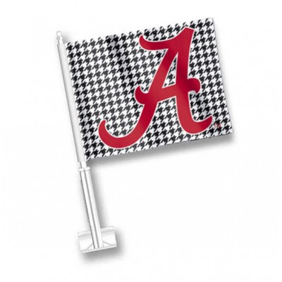 Bama Legacy Car Flag