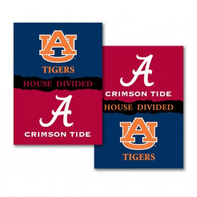"""House Divided 28""""x40"""" Banner"""