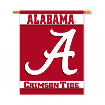 """Crimson Tide 28""""x40"""" Banner"""