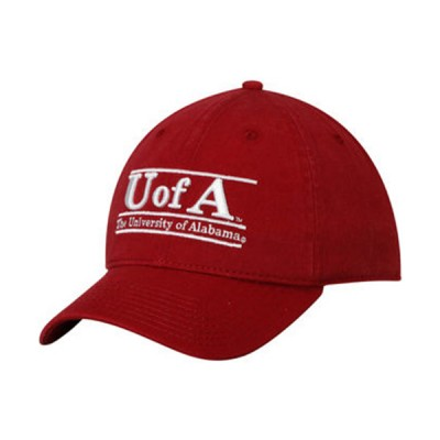 Bar Design Crimson Cap