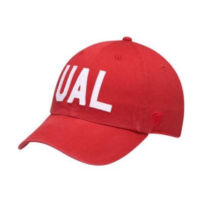 UAL Aviator Crimson Cap