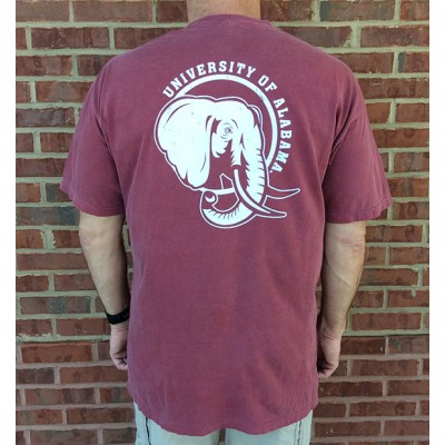 Crimson Tusk Comfort Colors