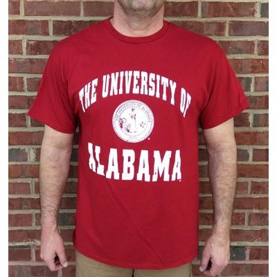 Bama Seal Crimson Shirt
