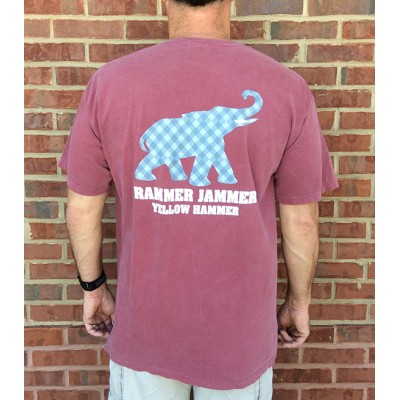 Bama Pattern Comfort Colors