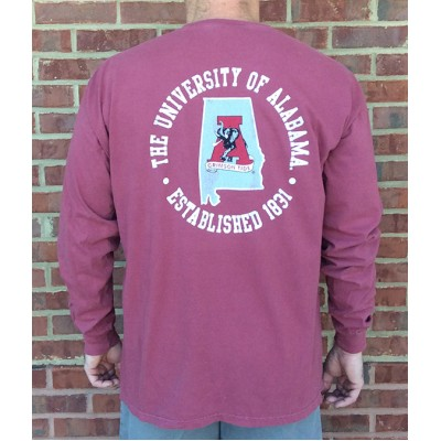 L/S State Comfort Colors