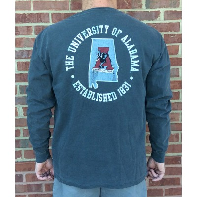 L/S Alabama Comfort Colors
