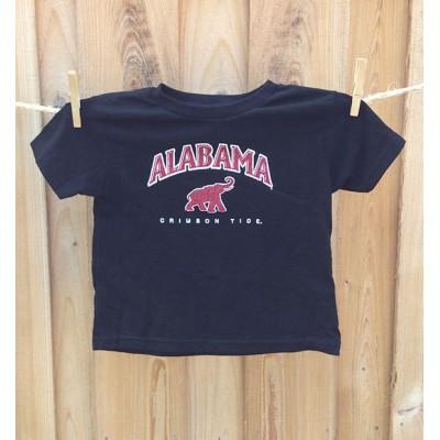 Bama Black Infant Shirt
