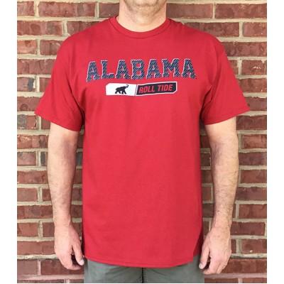 Bama Fusion Crimson Shirt