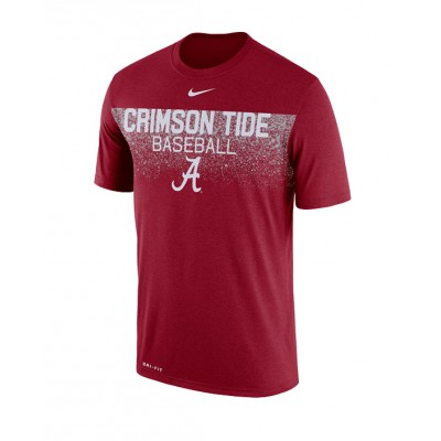 Bama Baseball Crimson Shirt