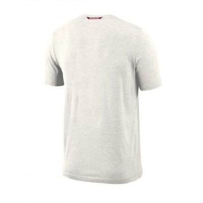 Nike White Coaches Tee