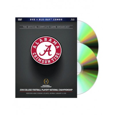 2017 National Champs DVD